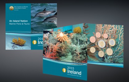 Ireland's Marine Flaura & Fauna Coin Pack