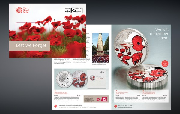 Remembrance Day Mailer