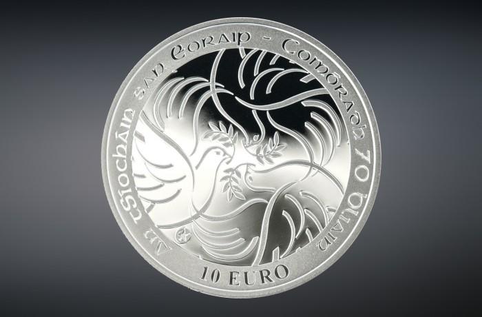 Ireland VE day Coin