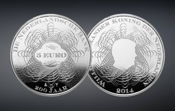 Netherlands Bank Coin