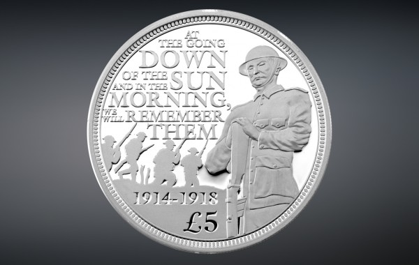 WWI Commemorative Coin
