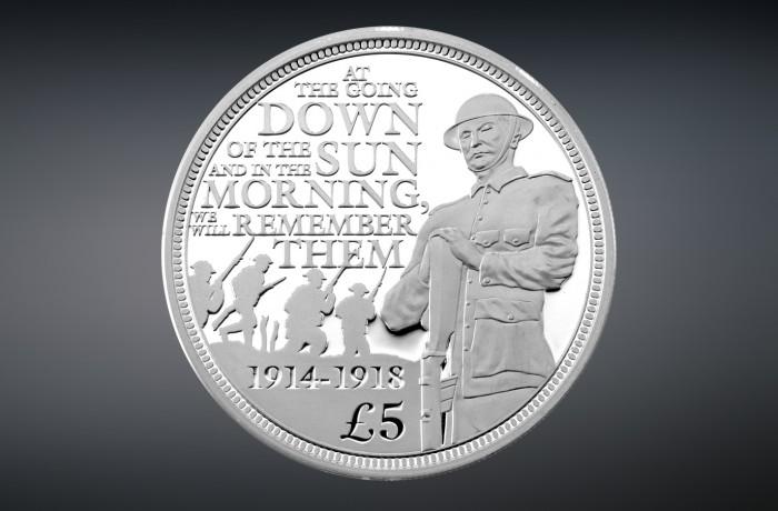WWI Commemorative Coin