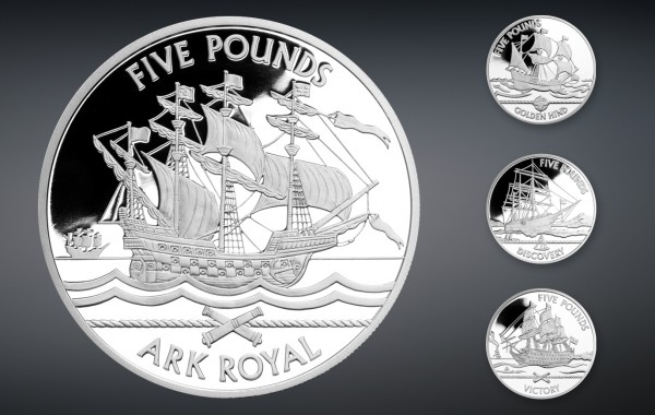 Ship Coin Series