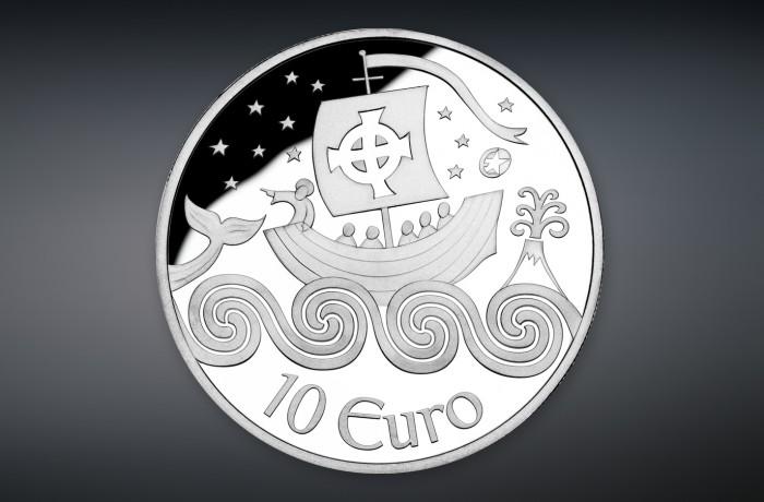 St Brendan Coin