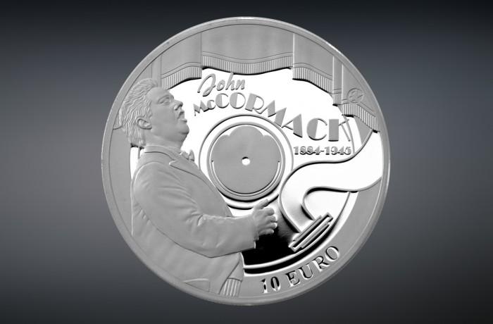 John McCormack Coin