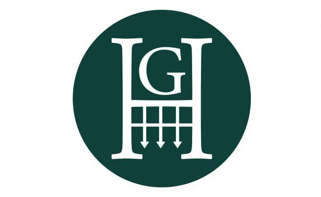 GH LOGO_Blue Fill Transp Logomark